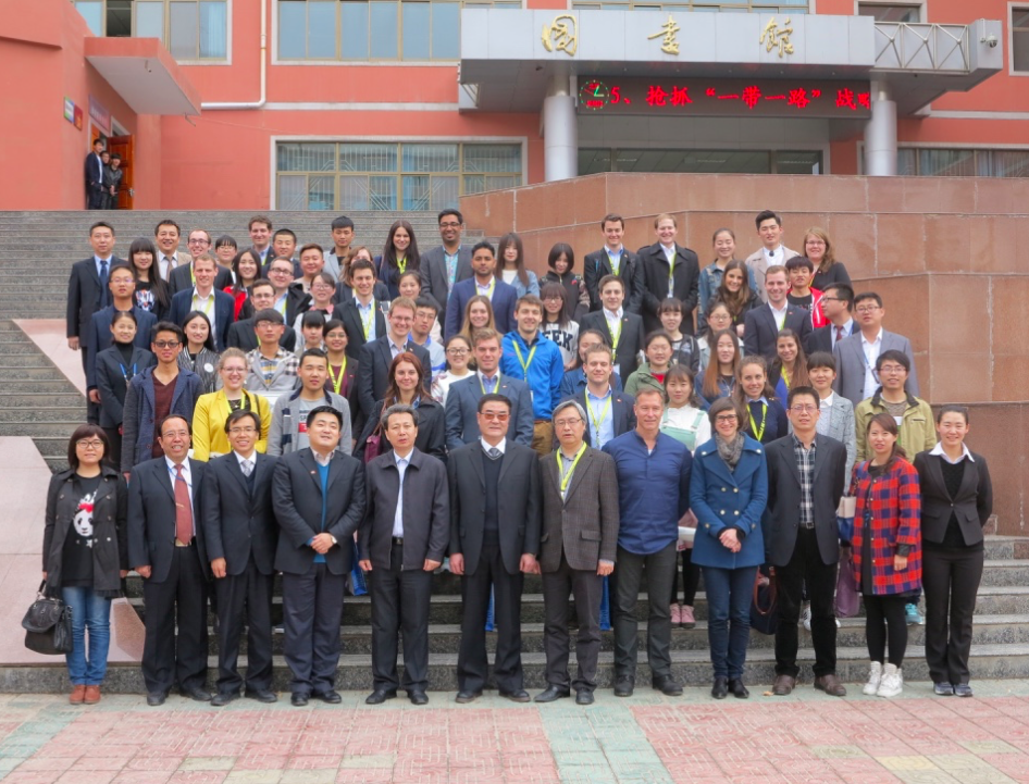 Day 8: Lanzhou Petrochemical College of Vocational Technology