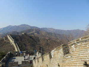Day 4: Great Wall