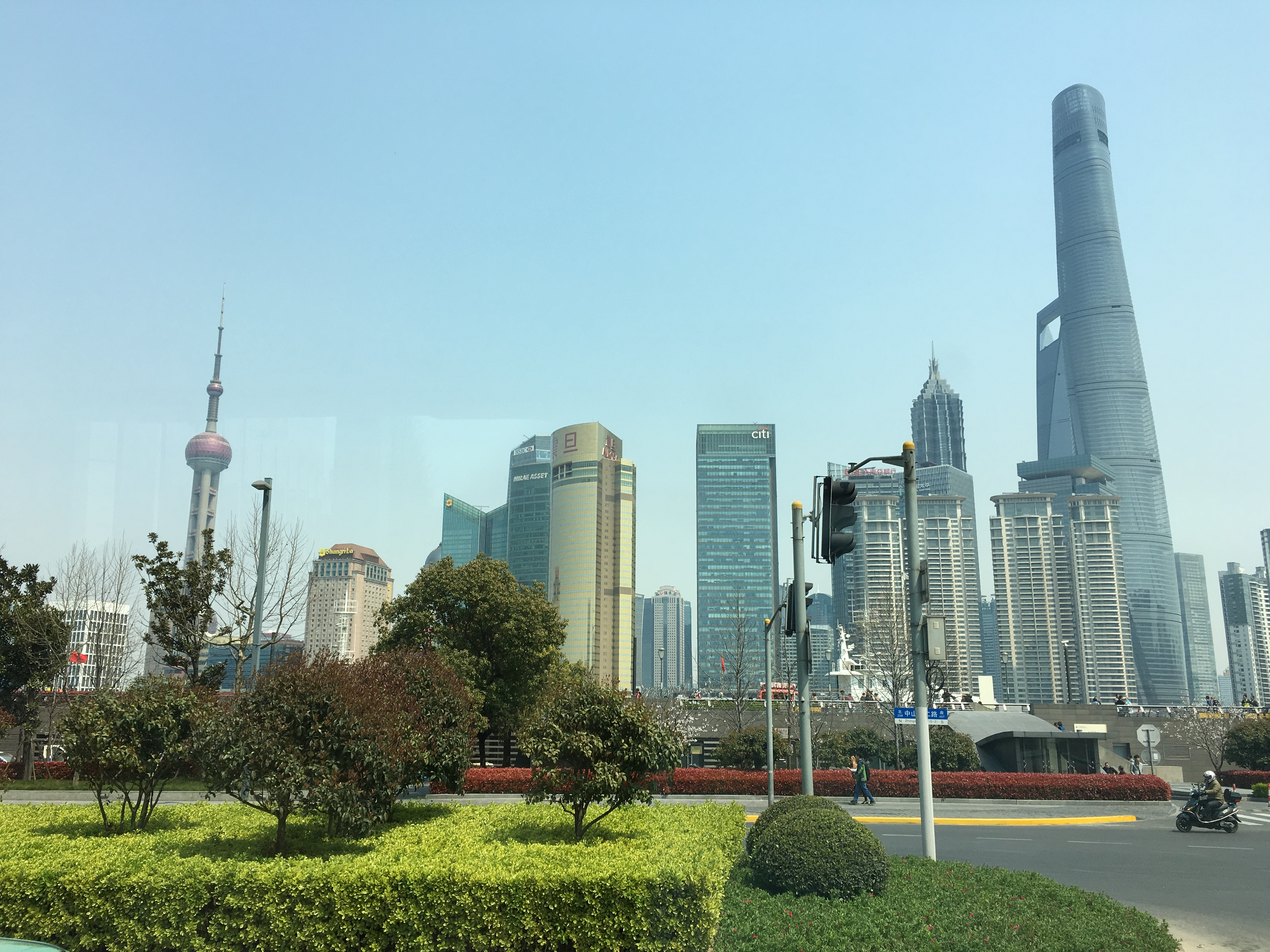 Day 10: Shanghai Sightseeing