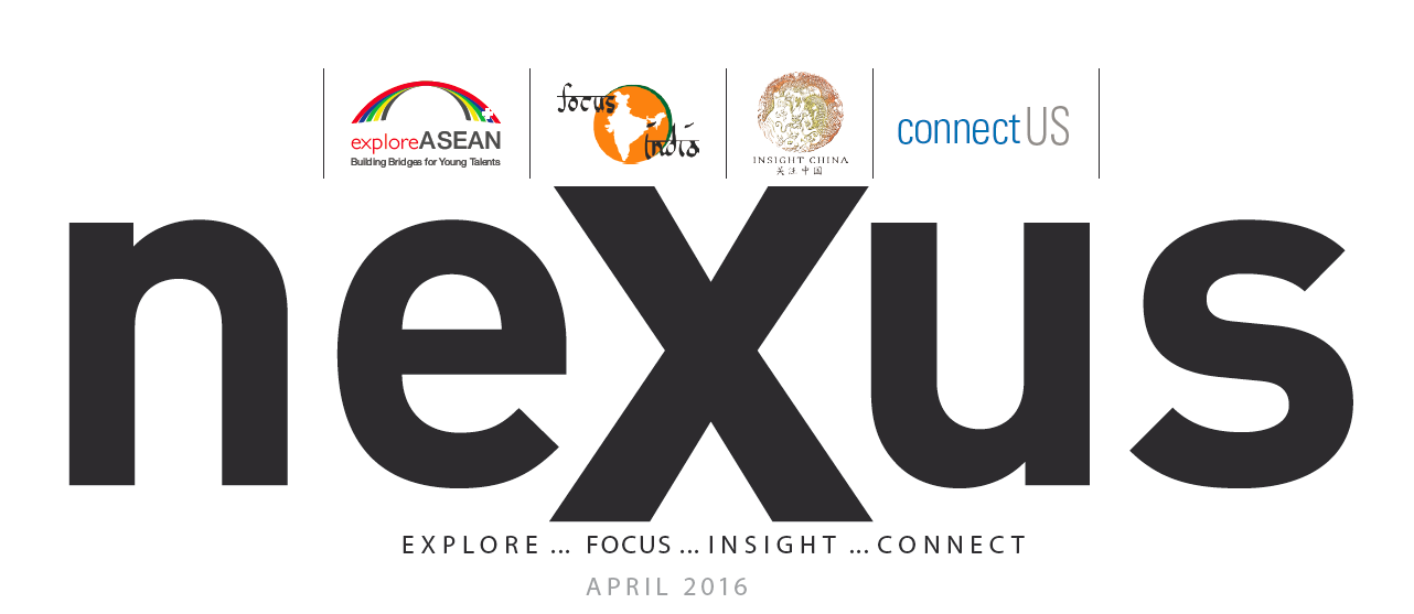 Nexus Newsletter, April 2016