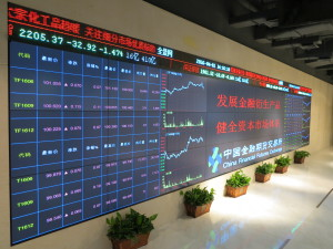 Day 16: Novartis and Shanghai Financial Future Exchange
