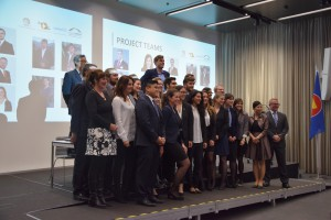 Final Event of the International Student Projects