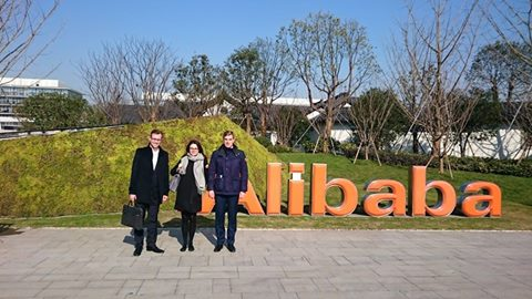 Alibaba Headquarter Hangzhou