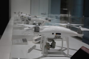 The World's Best Drones at DJI