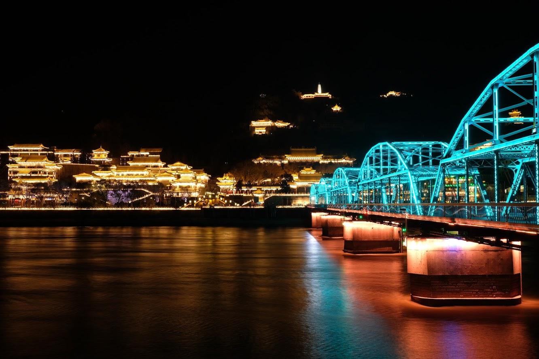 lanzhou bridge