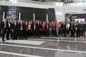 ChemChina, First Company Visit in Beijing