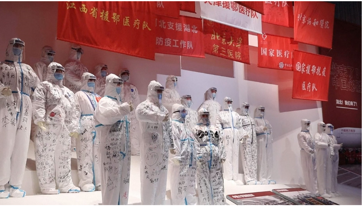 China's return to life from the COVID-19 pandemic