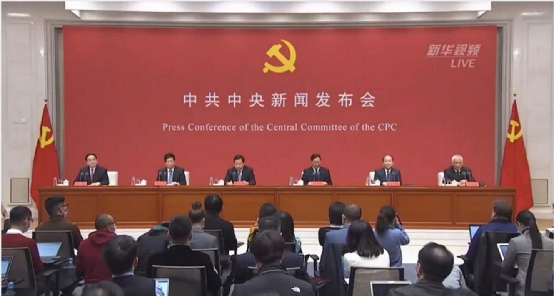 China's Five-Year-Plan